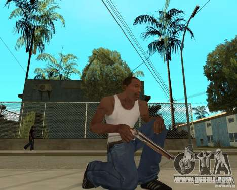 Weapons of STALKERa for GTA San Andreas ninth screenshot