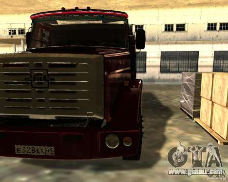 433362 ZIL for GTA San Andreas left view