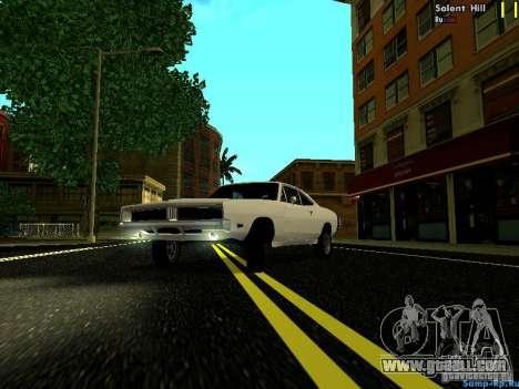 New Graph V2.0 for SA:MP for GTA San Andreas second screenshot