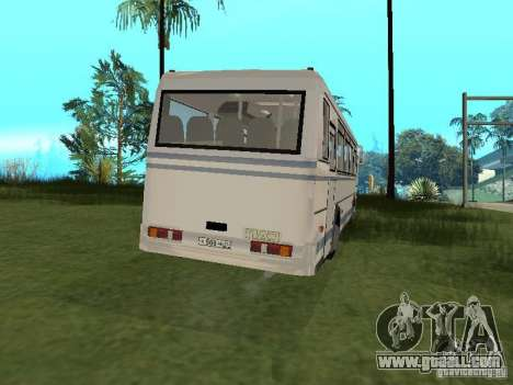 PAZ 4230 Aurora for GTA San Andreas right view