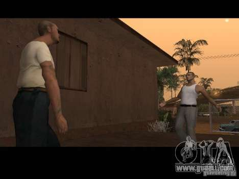 Varrio Los Aztecas for GTA San Andreas sixth screenshot