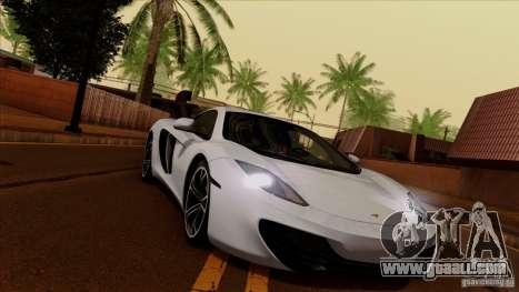 SA Beautiful Realistic Graphics 1.4 for GTA San Andreas second screenshot
