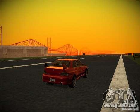 ENBSeries by Sashka911 v4 for GTA San Andreas seventh screenshot