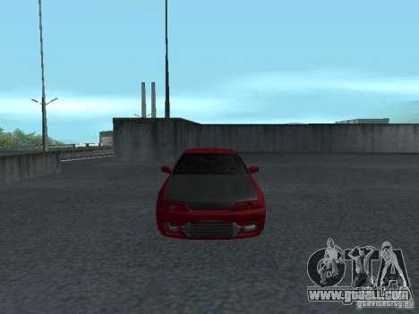 Nissan Skyline R32 Classic Drift for GTA San Andreas side view