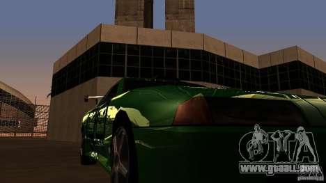 Elegy v0.2 for GTA San Andreas inner view