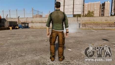 Sam Fisher v4 for GTA 4 third screenshot