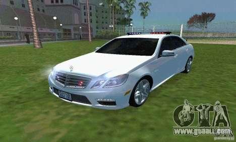Mercedes-Benz E63 DPS for GTA San Andreas