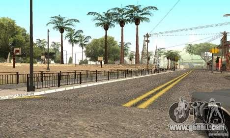 Grove Street 2012 V1.0 for GTA San Andreas fifth screenshot