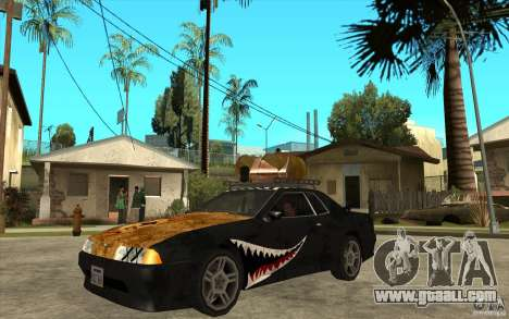 Elegy Rost Style for GTA San Andreas