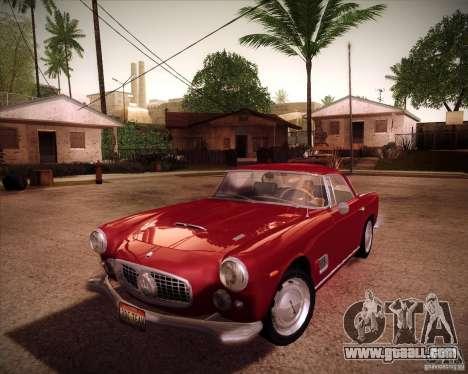 Maserati 3500 GT for GTA San Andreas
