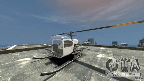 Sparrow for GTA 4