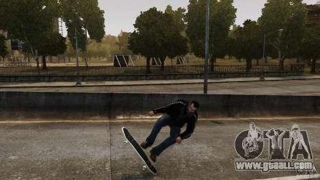 Skateboard # 4 for GTA 4 inner view