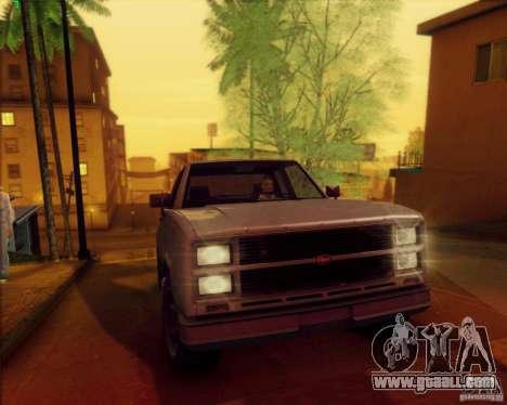 SA_Mod v1.0 for GTA San Andreas