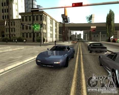 ENBSeries by Sashka911 v3 for GTA San Andreas forth screenshot