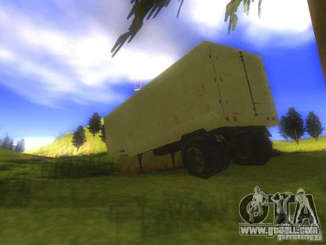 Trailer Odaz 794 for GTA San Andreas right view