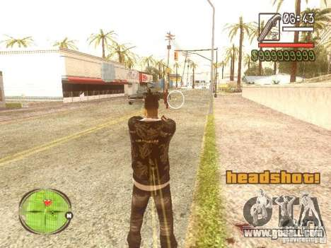 Wild Wild West for GTA San Andreas forth screenshot