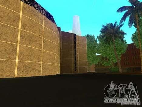 New building in Los Santos for GTA San Andreas sixth screenshot