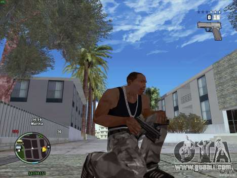 Pack of GTA IV for GTA San Andreas second screenshot