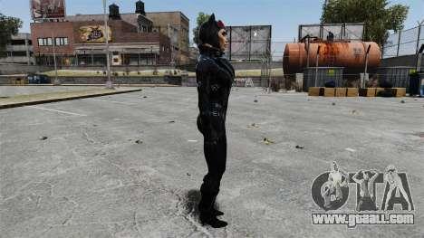 Cat woman for GTA 4 second screenshot