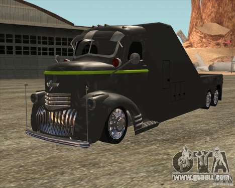 1946 COE Chevy SHAKE Inc for GTA San Andreas