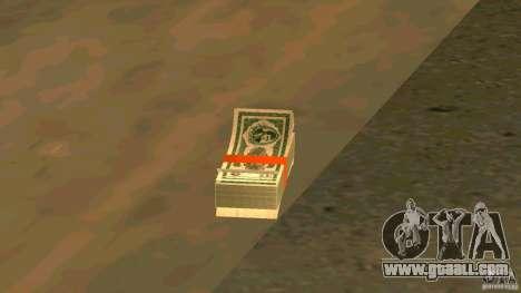 Shares of MMM v1 for GTA San Andreas forth screenshot