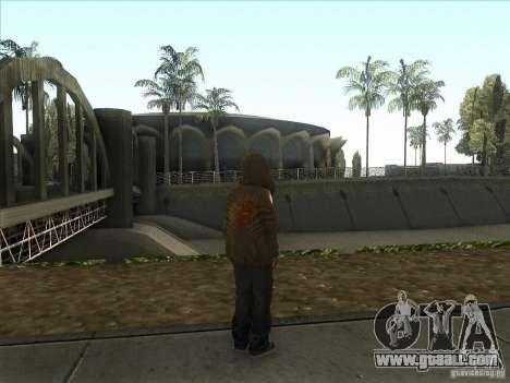 Ryo NFS PS for GTA San Andreas third screenshot