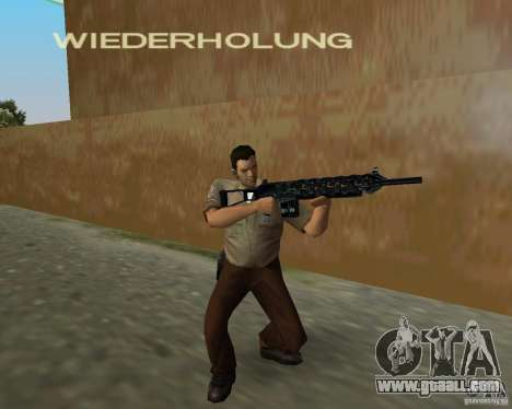 Pak weapons of S.T.A.L.K.E.R. for GTA Vice City fifth screenshot