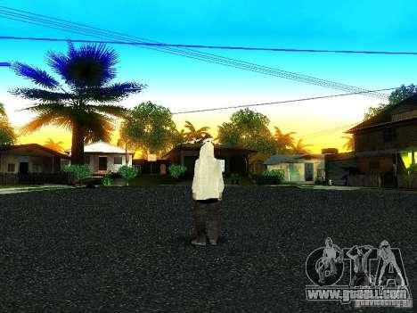 New ColorMod Realistic for GTA San Andreas second screenshot