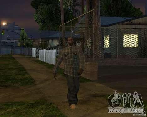 Beta Peds for GTA San Andreas eighth screenshot