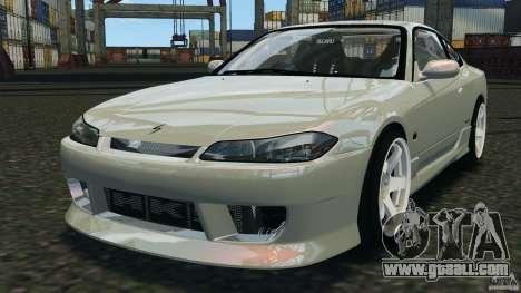 Nissan Silvia S15 Drift for GTA 4