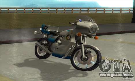 Kawasaki KZ1000 MFP for GTA San Andreas