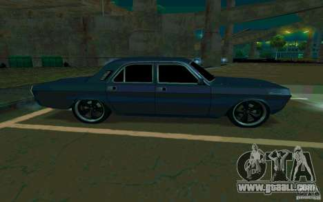 GAZ Volga 24 v2 (beta) for GTA San Andreas right view