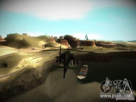 ENBSeries for medium PC for GTA San Andreas