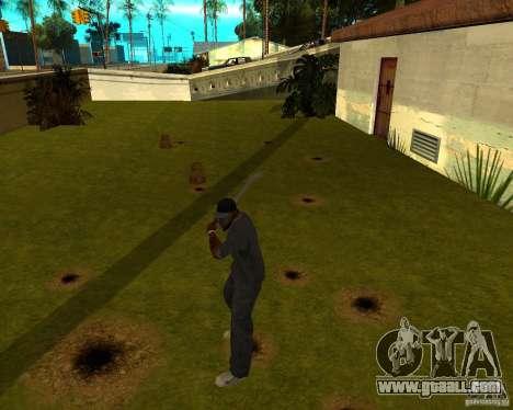Water pipe for GTA San Andreas third screenshot