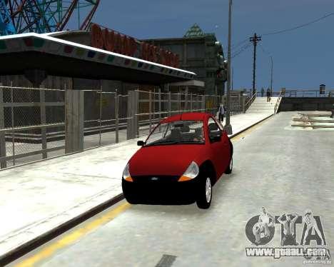 Ford Ka 1999 for GTA 4