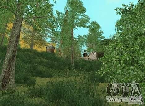 Project Oblivion 2007 for GTA San Andreas