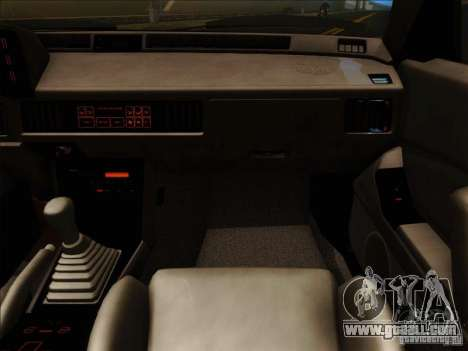 Mitsubishi Starion ESI-R 1986 for GTA San Andreas side view