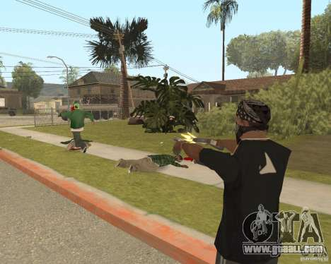 Mark and Execute for GTA San Andreas fifth screenshot