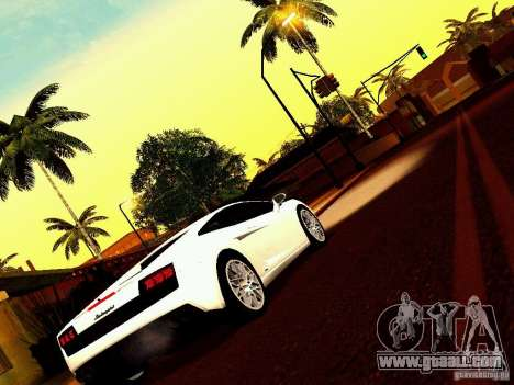 Lamborghini Gallardo LP560-4 for GTA San Andreas left view