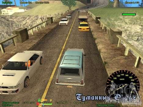 DMX for GTA San Andreas third screenshot