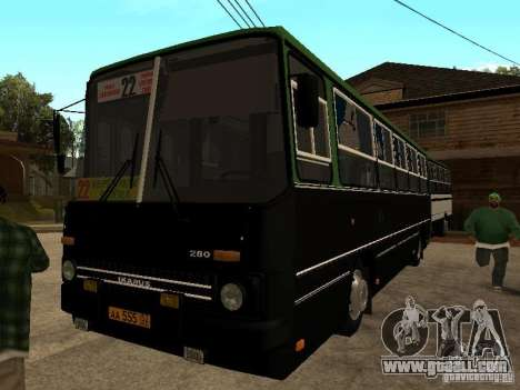 IKARUS 280 33M for GTA San Andreas