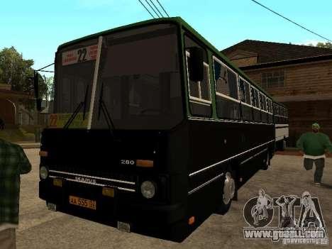 IKARUS 280 33M for GTA San Andreas