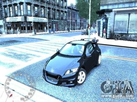 Honda Mugen CR-Z for GTA 4