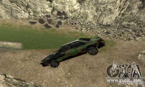 Zamedlenie Time for GTA San Andreas second screenshot