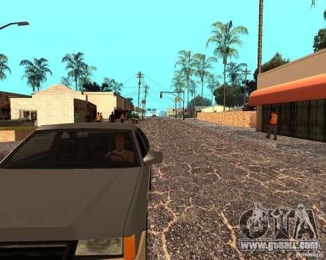 New Ghetto for GTA San Andreas third screenshot