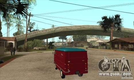 YERAZ 762 in for GTA San Andreas back left view