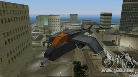 X-304 Gunship for GTA Vice City