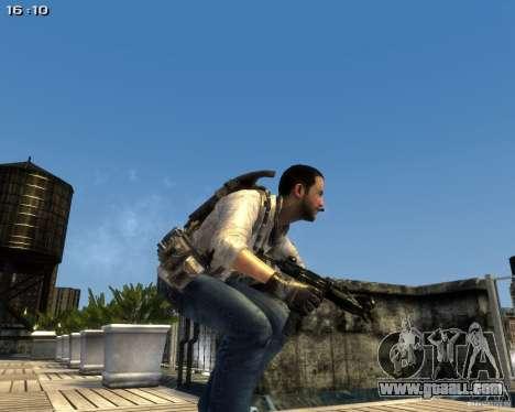 Micro Uzi for GTA 4 third screenshot