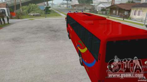 Rural Tours 956 for GTA San Andreas right view