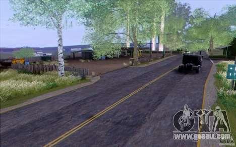 Countryside HQ for GTA San Andreas forth screenshot